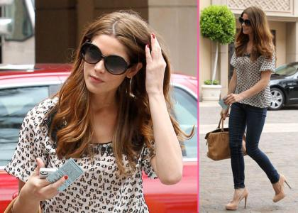 Ashley Greene: Montage Hotel Hottie » Gossip | Ashley Greene