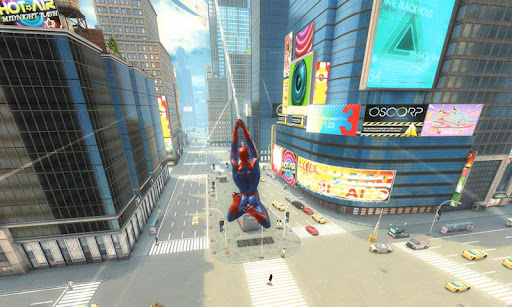 The Amazing Spider Man .Apk 1.0.8 for Android
