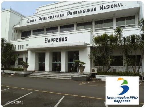 loker CPNS terbaru, Peluang karir Bappenas, info kerja CPNS