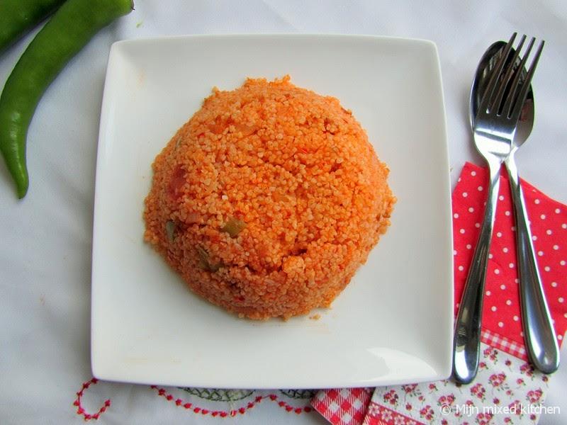 griekse pilav rijst