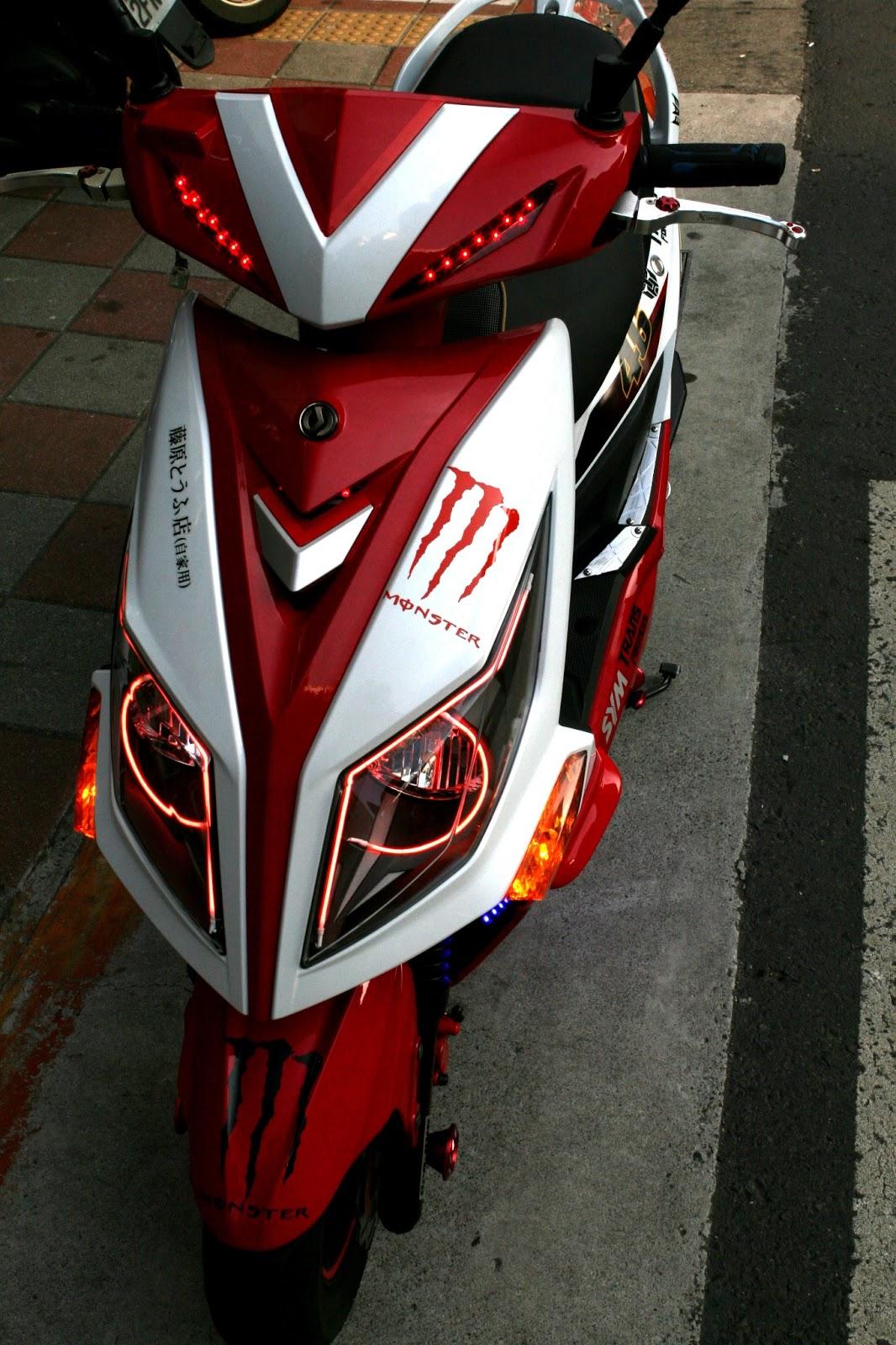 Taipei-Scooter-Style.com 台北摩托車風格: February 2013
