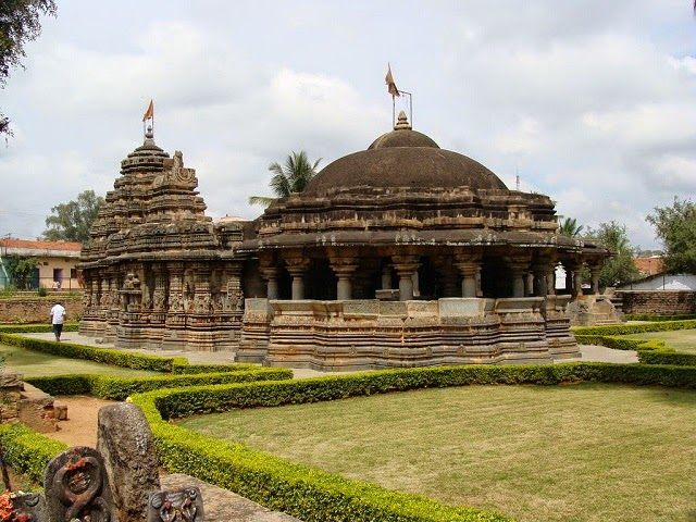 Hoysaleswara Temple -  Hassan, Karnataka