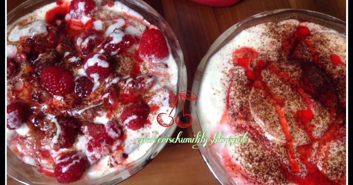 Z'Ria Perfume: raspberry tiramisu