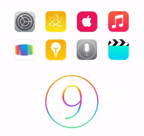 Konsep Tampilan iOS 9 Terbaru