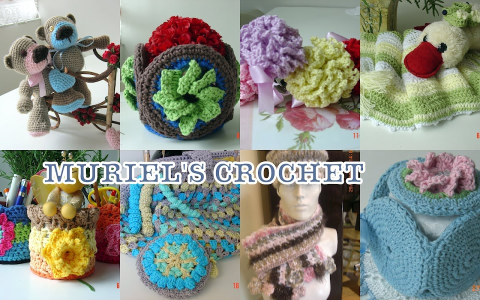 MURIEL&#39;S CROCHET