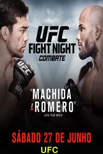 Assistir UFC Fight Night 70: Machida vs. Romero
