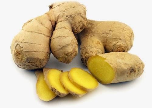 ginger aphrodisiac