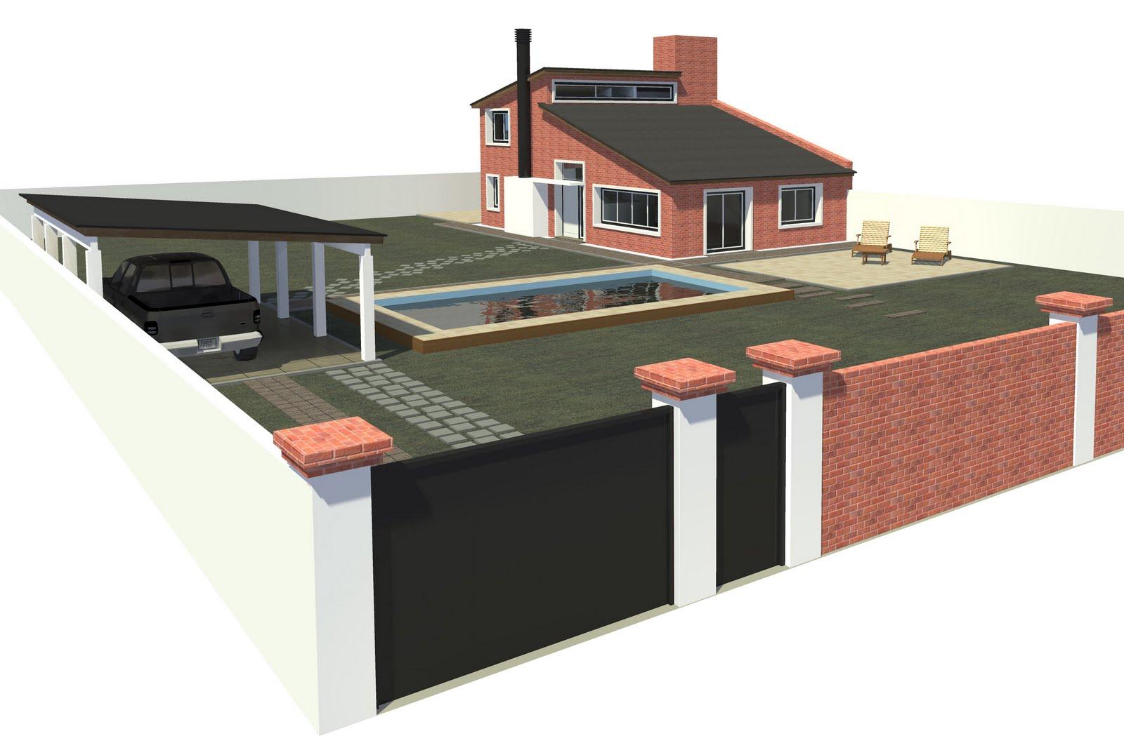 Arquitectura y dise o 2010 casa quinta for Arquitectura y diseno de casas