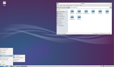 Lubuntu 14.10 Utopic Unicorn