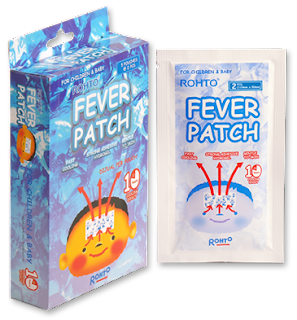 Fever Patch plester Rohto