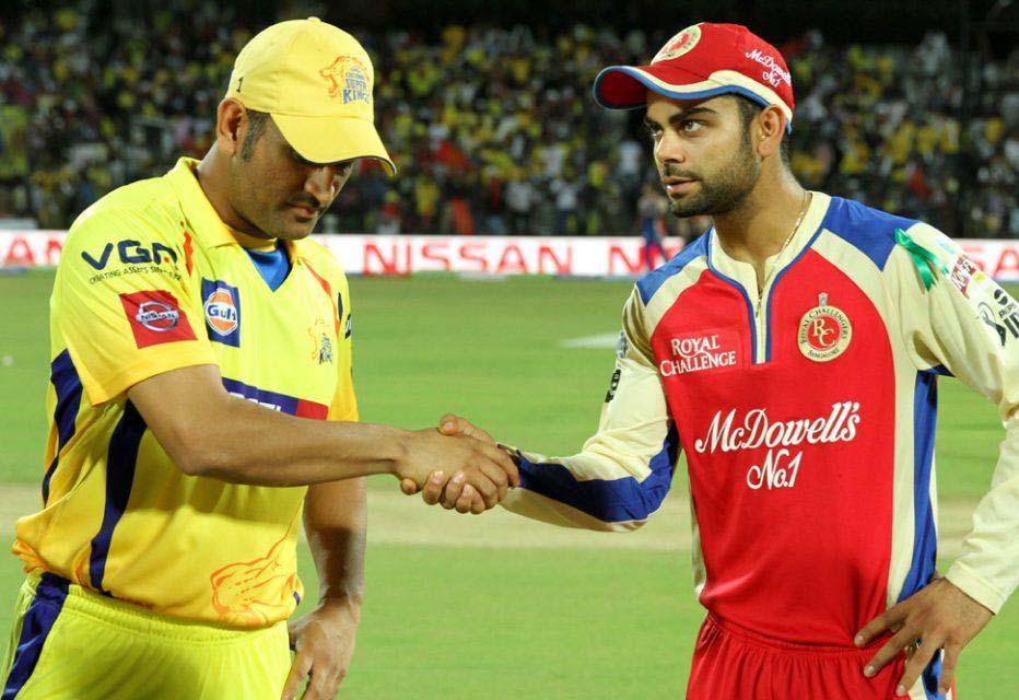 Mahendra-Singh-Dhoni-Virat-Kohli-CSK-vs-RCB-IPL-2013