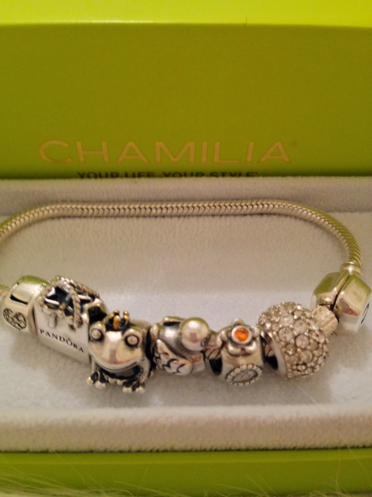 Pandora Bracelet Store Locator