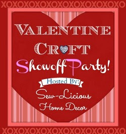 Valentine Craft Show off Party