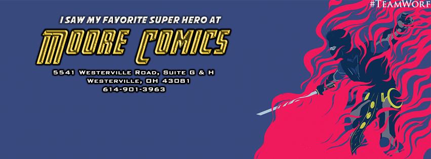 Moore Comics