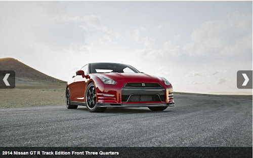 First Test 2014 Nissan GT R Track Edition