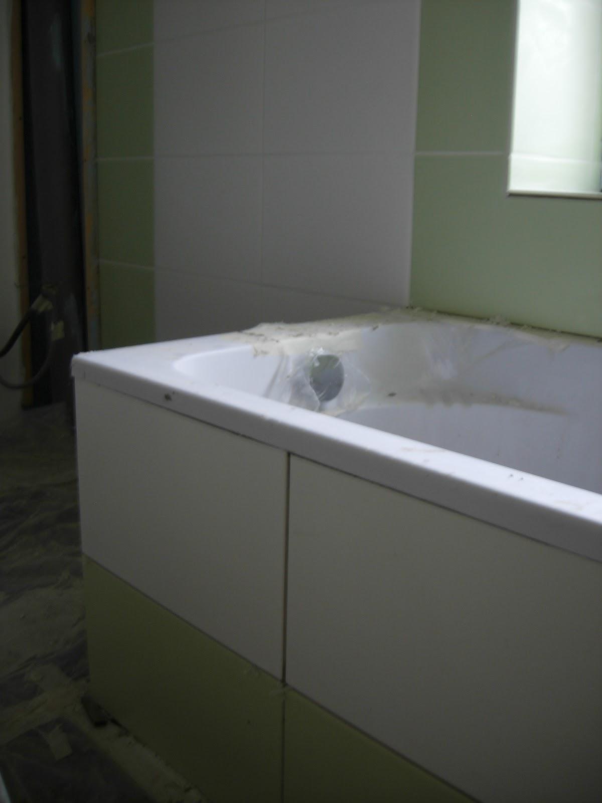 notre maison nos travaux 2 me partie la salle de bain suite. Black Bedroom Furniture Sets. Home Design Ideas