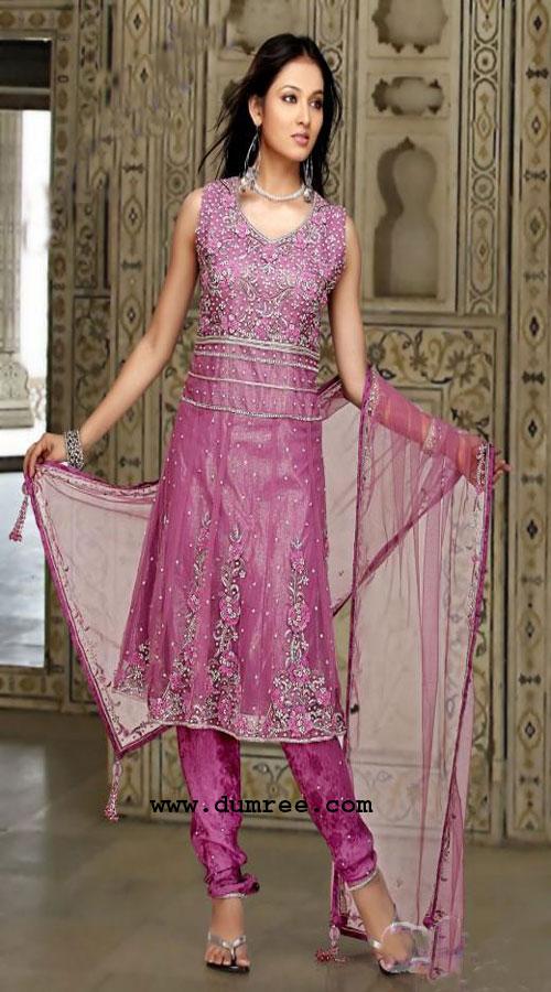 Mehndi Designs Churidar : Churidar shalwar kameez for girls latest designs