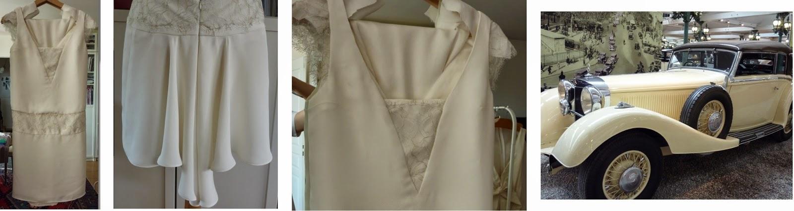 robe de mariée sur mesure par couturière 78