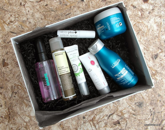 affordable value beauty box korres balance me this works gatineau loreal