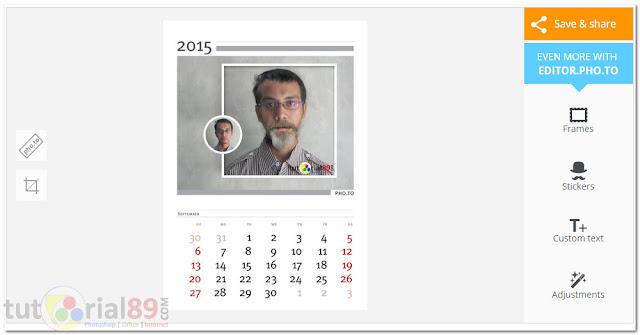 Cara mudah membuat kalender secara online