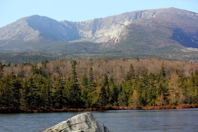 Katahdin Baxter State Park Millinocket Maine