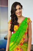 Reetu varma sizzling in half saree-thumbnail-12