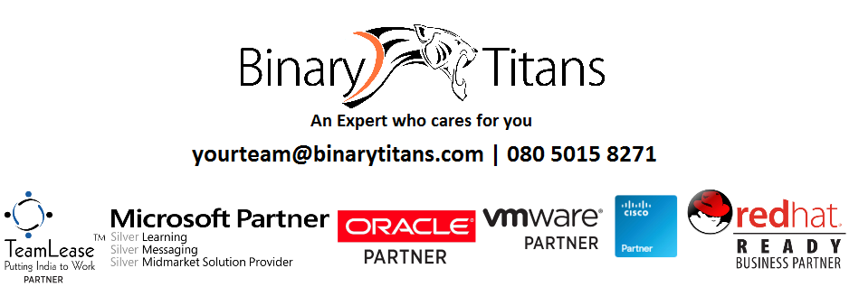 Blogs by BinaryTitans