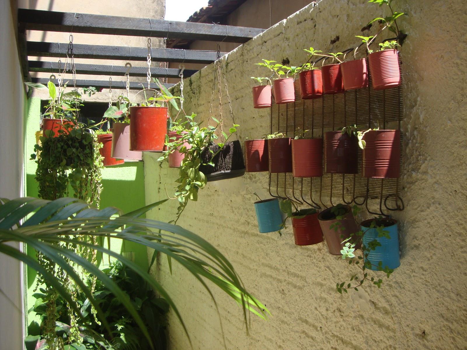 jardim vertical latas:17 47 marcadores bambus jardim vertical latas muros reciclagem