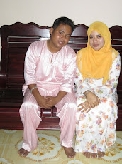 My Sweet Angah wif His Wife