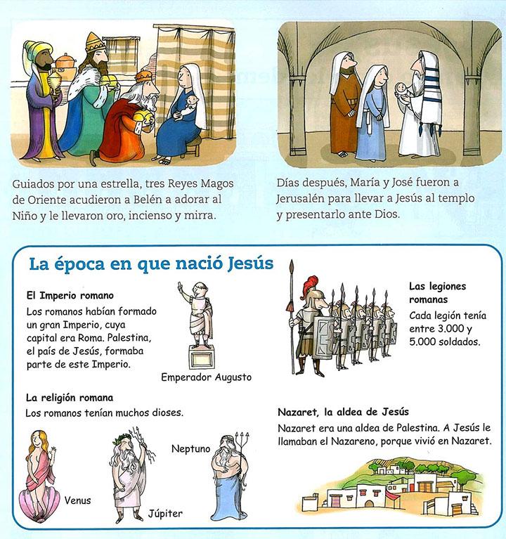 Compartiendo por amor: Jesús nace en un pesebre