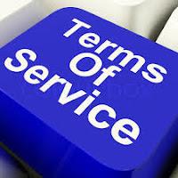 Cara Membuat Laman Term Of Service (TOS) Pada Blog