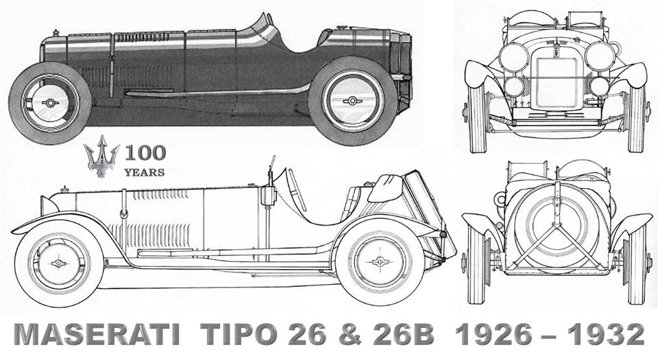 """MASERATI 100 YEARS - AUTOWORLD BRUSSELS -  TIPO 26 - 1926-1932 -  La première voiture de course signée """"Maserati'  - Bruxelles-Bruxellons"""