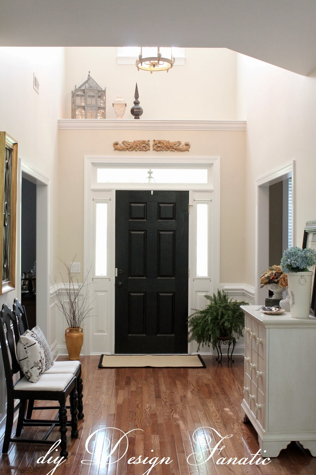 Foyer Front Door : From my front porch to yours how i found style sundays