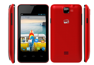 Micromax A58 Bolt with Android 4.2