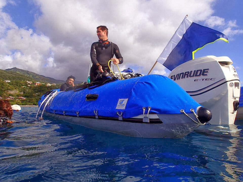 Plongée Bouillante Guadeloupe