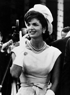 popy actually: Portrait Of The Week - Jacqueline Kennedy-