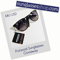 Enter to win Polaroid Cat-Eye Sunglasses - ends 12/01/12