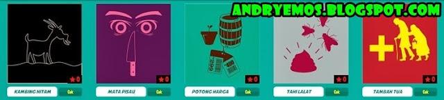 Kunci Jawaban Game Tebak Gambar Android Level 1