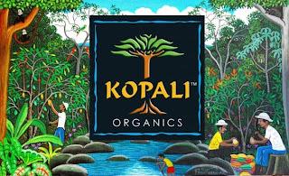 Kopali Organic Chocolate Logo