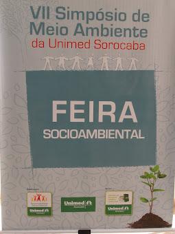 exposição de reciclagem no Sorocaba Park Hotel 28/09/12