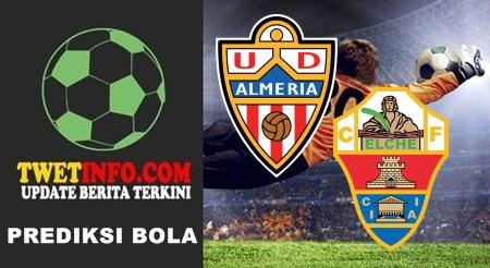 Prediksi Almeria vs Elche, Copa del Rey 10-09-2015