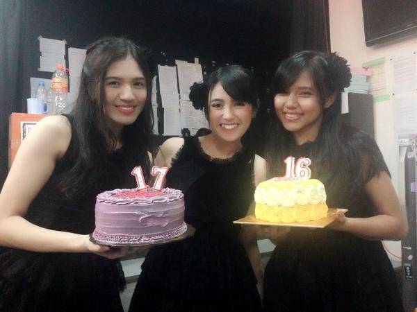 Foto Nabilah JKT48 Terbaru Dari Twitter 2015