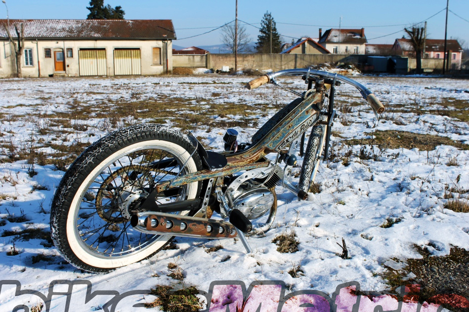 malaguti/motobecane moped chopper | frenchmonkeys