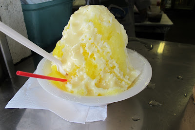 Not All Hawaiian Shaved Ice is Created Equal