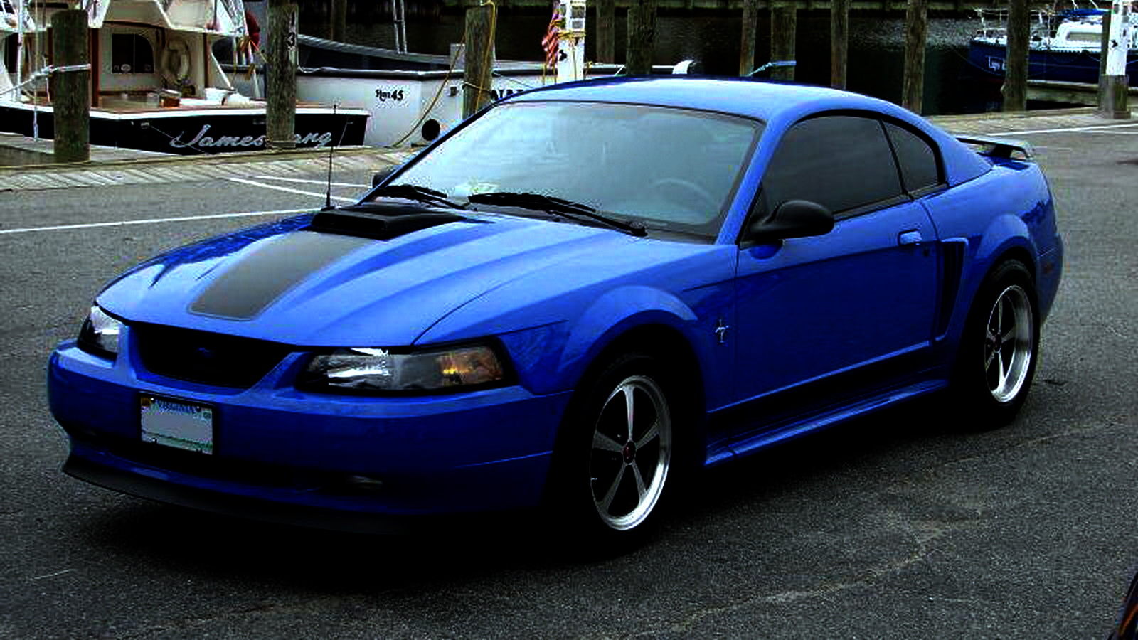 2003 Ford Mustang Mach 1 Horsepower  Car Autos Gallery