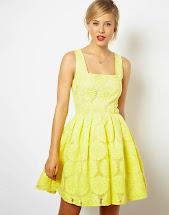 Sunflower Yellow Dresses