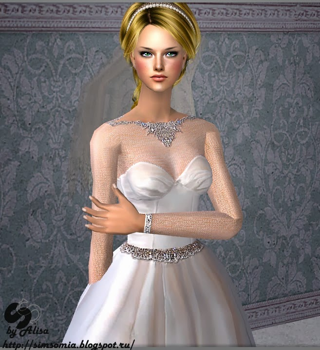 Wedding Altar Sims 2: Simsomnia: Advent Collections 2013- 24