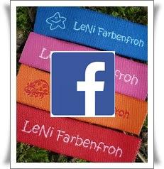 Ihr findet mich bei Facebook: