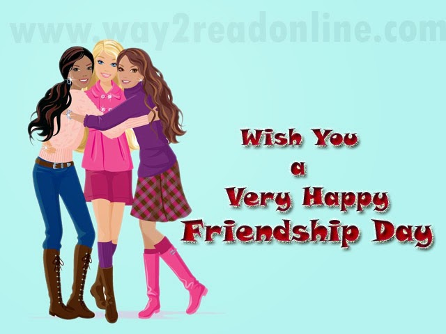 Friendship Day SMS collection for Happy Friendship Day 2014
