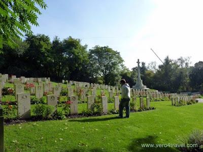 Cementerio militar guerra mundial Poznan